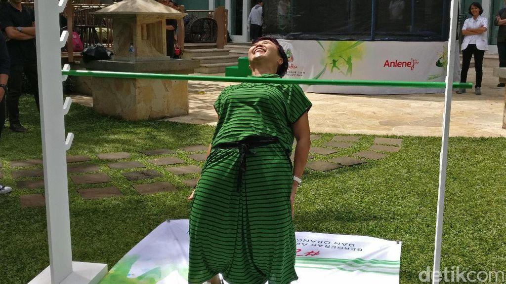 Saran Indi Barends bagi Orang Sibuk Agar Tetap Bisa Olahraga