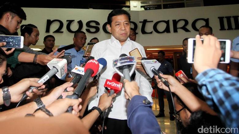 Ketua DPR: Pilgub DKI Sesuai Harapan Rakyat, Terima Kasih TNI-Polri