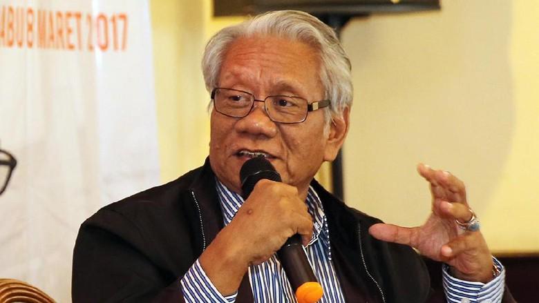 Harjono: Perppu Diuji MK agar Tak Jadi Lubang Jarum Presiden