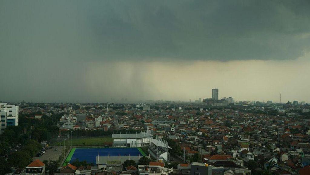 Pesan Kemenkes Ketika Hadapi Cuaca Ekstrem dari Siklon Cempaka