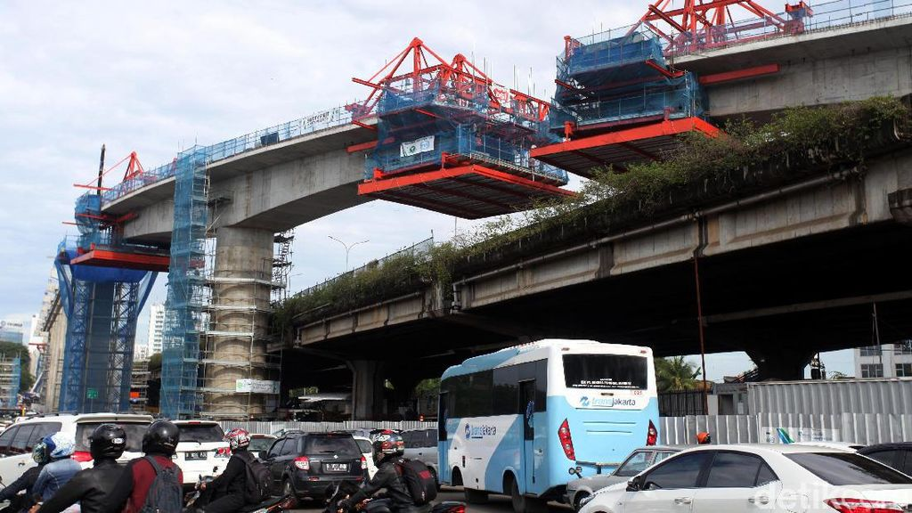 MRT Bundaran HI-KP Bandan Segera Dibangun, Ini Daftar Stasiunnya?
