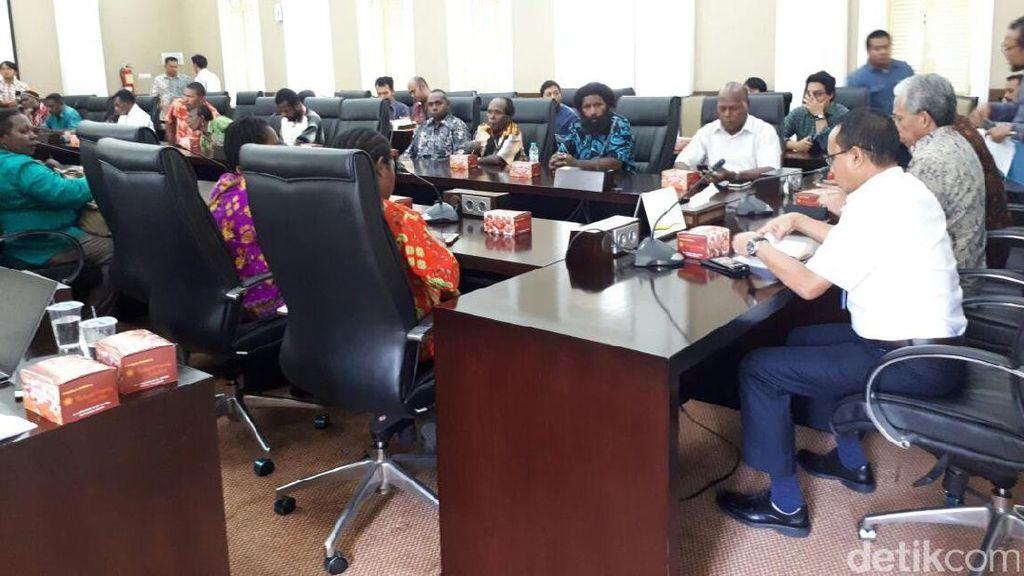 Ke ESDM, Perwakilan 2 Suku di Papua Ungkap Dampak Tambang Freeport