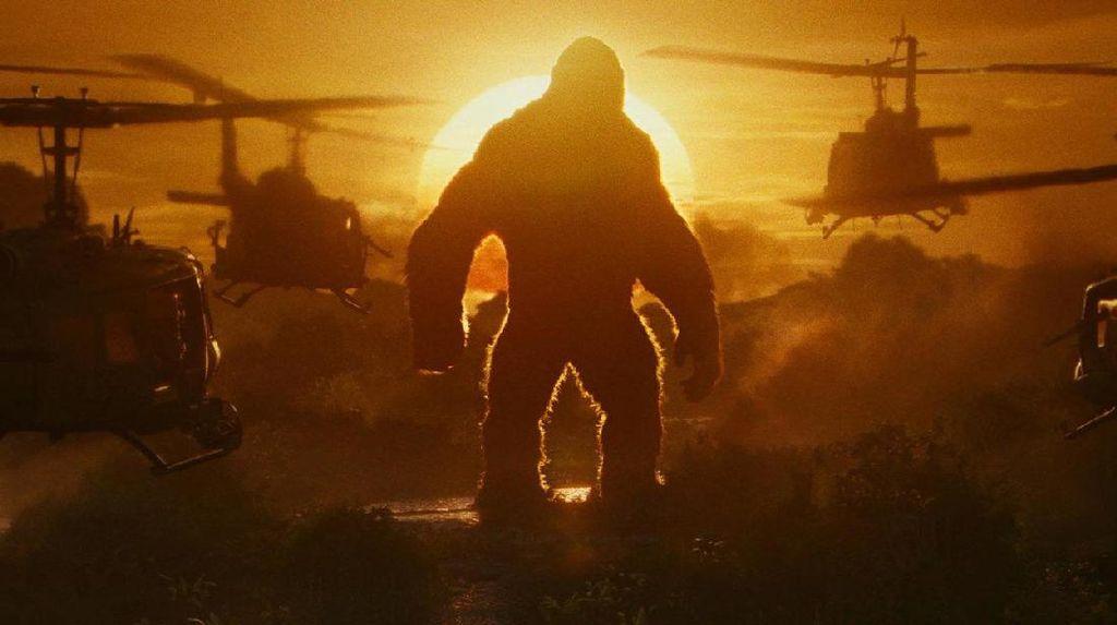 Keseruan Wahana Kong: Skull Island di Universal Orlando AS