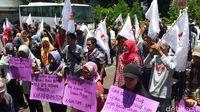 Hari Perempuan Internasional, Aktivis di Yogya Suarakan Tuntutan