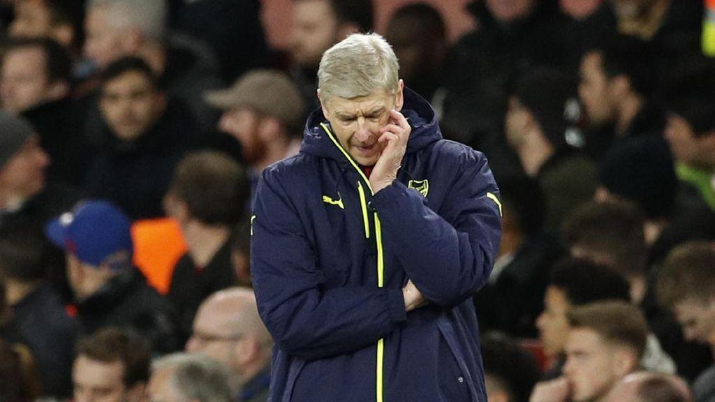 Arsenal Jatuh ke Lubang yang Sama