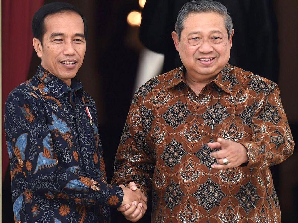 Roy Suryo Ungkap Pertemuan Wiranto-SBY: PD Diajak Dukung Jokowi