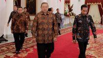 Begini Perbandingan Elektabilitas SBY dan Jokowi Jelang Pilpres