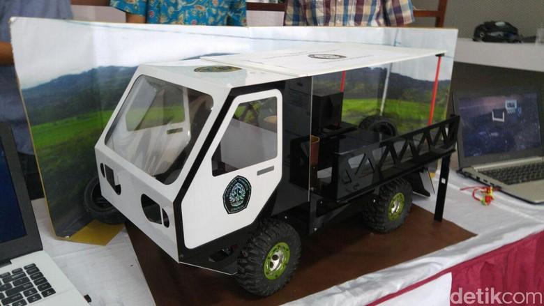 Harga Mobil Desa Rp 60-80 Juta, Ada Versi 4x4
