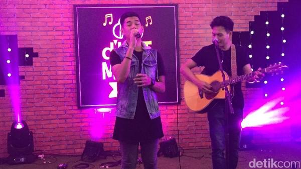 Single Andalan Jaz Dari Mata Meriahkan Panggung dHOT Music Day