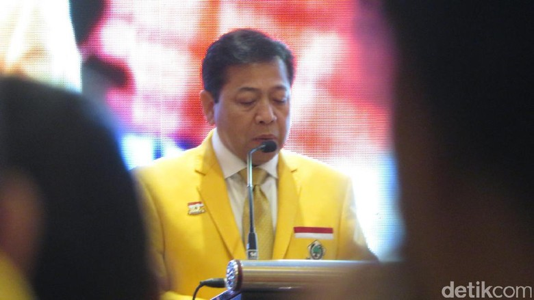 Golkar Jatim Dorong Setya Novanto Melawan Secara Hukum