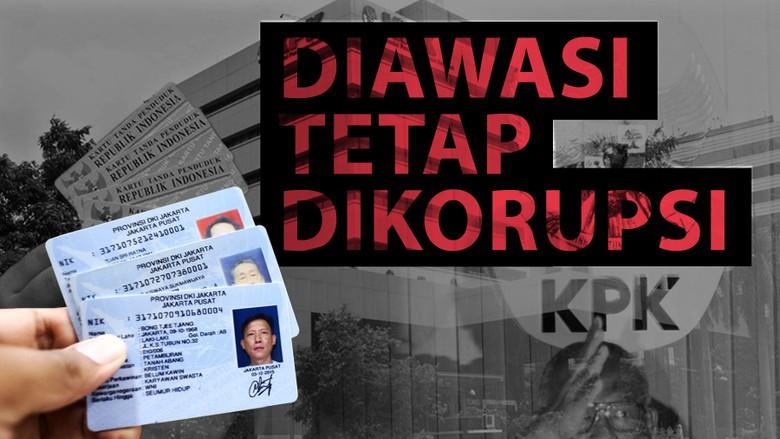Sindiran Jokowi soal e-KTP Plastik dan Harga Satuan Rp 16 Ribu