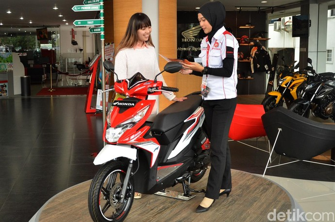 Tanpa Motor Sport, Ini motor Terlaris September 2017