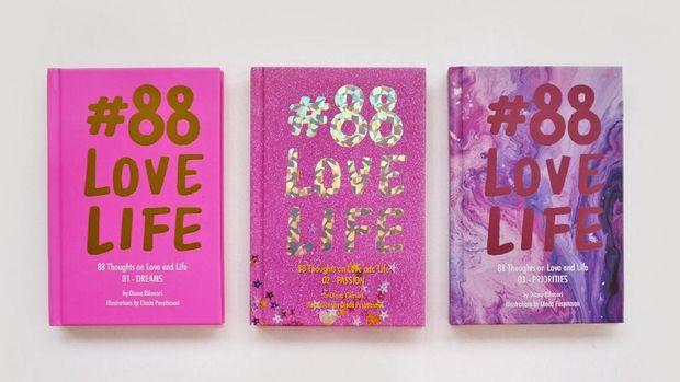 Diana Rikasari Rilis Buku #88LOVELIFE Vol.03
