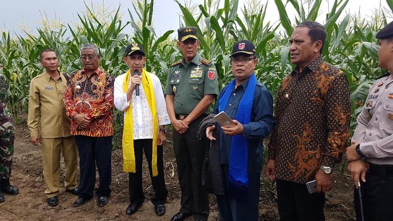 Catatan Dua Tahun Kiprah Mayjen Doni Monardo di Maluku