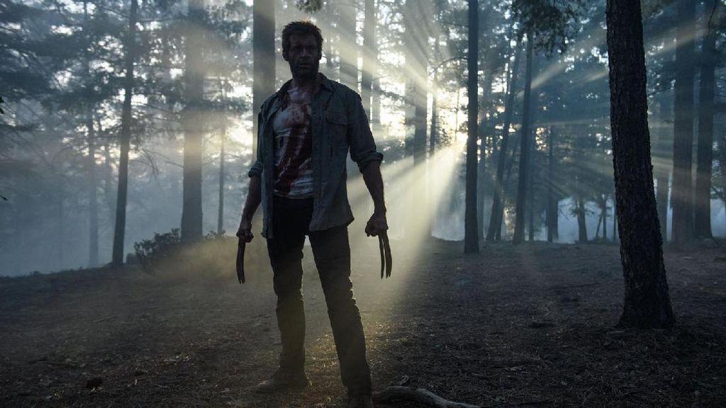 Perayaan bagi Film Superhero Logan di Oscar 2018