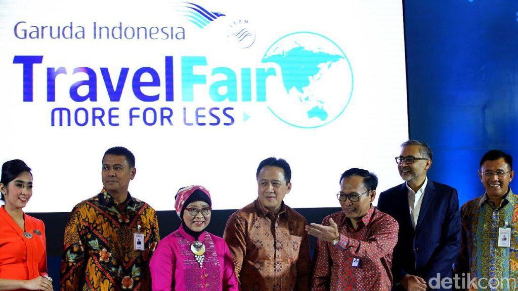 Yuk ke Garuda Travel Fair, Ada Paket Liburan ke Eropa Mulai Rp 20 Juta