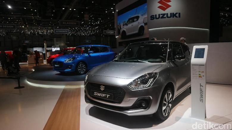 Kapan Luncurkan Swift Terbaru, Suzuki?