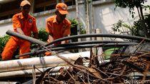 Polisi Siap Usut Sampah Kulit Kabel di Got Balai Kota
