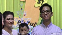 Intip Koleksi Blangkon & Selop Imut Cucu Jokowi untuk Pernikahan Kahiyang
