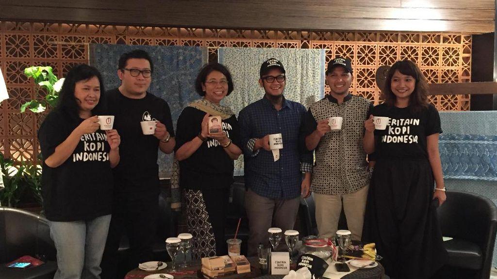 Ceritain Kopi Indonesia Ajak Masyarakat Sebarkan Cerita Unik tentang Kopi Indonesia