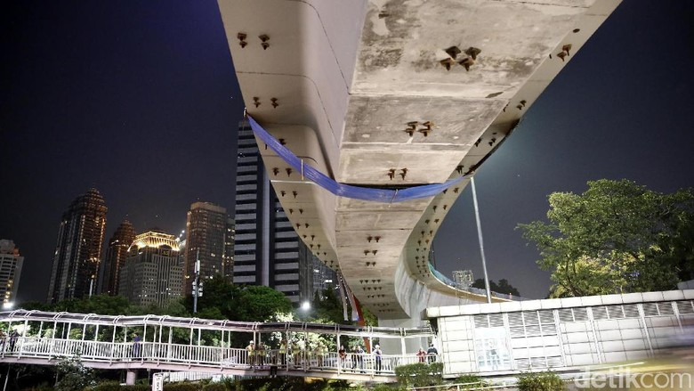 Simpang Susun Semanggi Dibangun Tanpa Bebani Uang Rakyat DKI