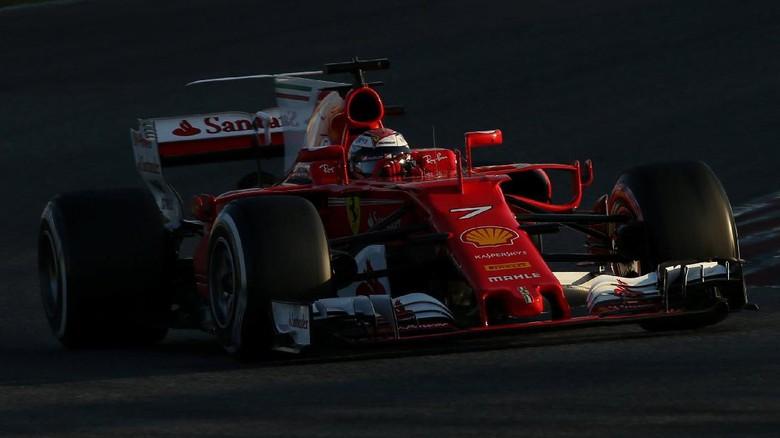 Raikkonen: Ferrari Bisa Melaju Lebih Kencang