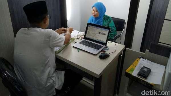 ULP Ketapang Layani Pengurusan Paspor Haji Saat Hari Libur