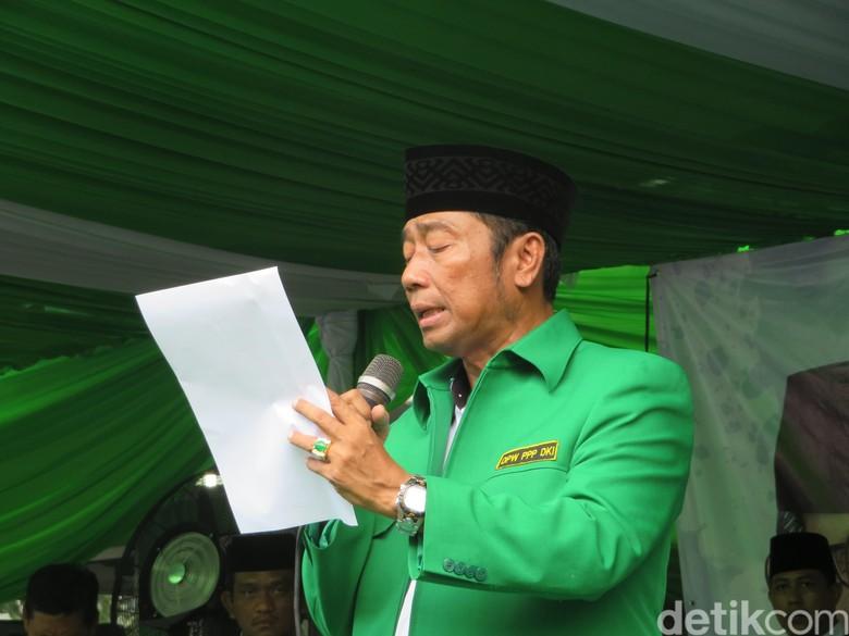 Lulung Tampik Tawaran PPP, Benarkah karena Take Home Pay DPRD DKI?
