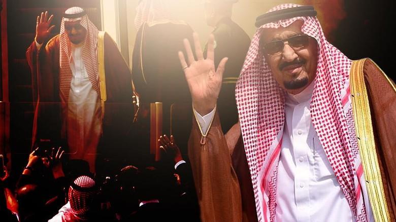 Raja Salman Deal Rp 864 T di China, Malaysia dan RI Kalah Jauh