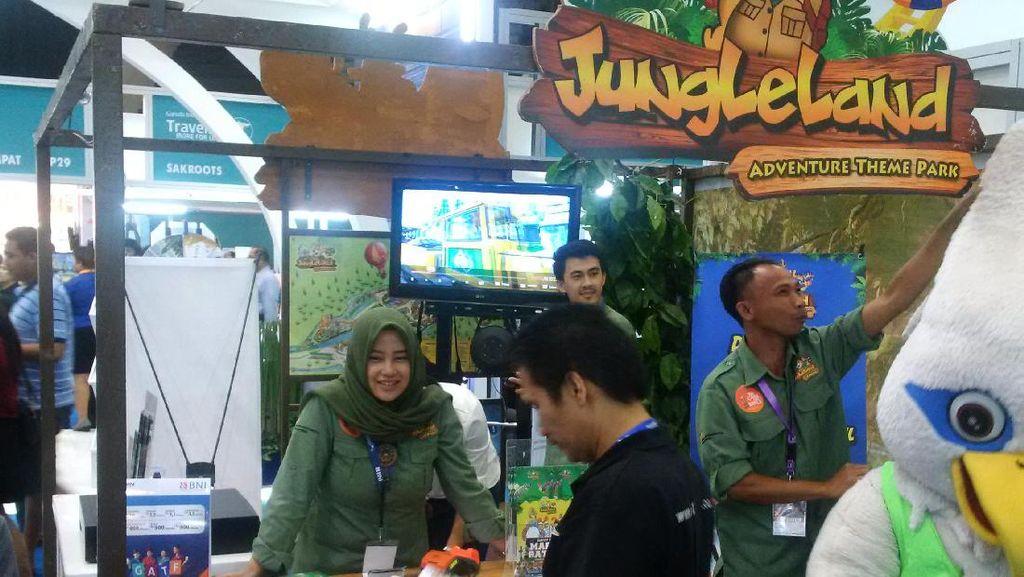 Hari Terakhir GATF, Ada Diskon Menggiurkan Taman Safari & Jungle Land