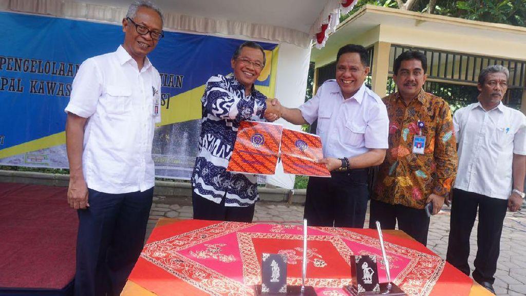 Instalasi Pengolahan Air Limbah Dibangun di Jebres Surakarta