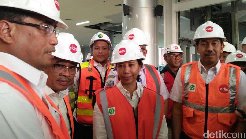 32 Bidang Lahan Belum Bebas di Proyek Kereta Bandara Soekarno-Hatta