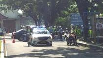 Pengamanan di Base Ops Lanud Ngurah Rai Diperketat