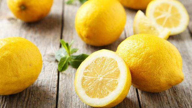 Lemon yang memiliki banyak manfaat.