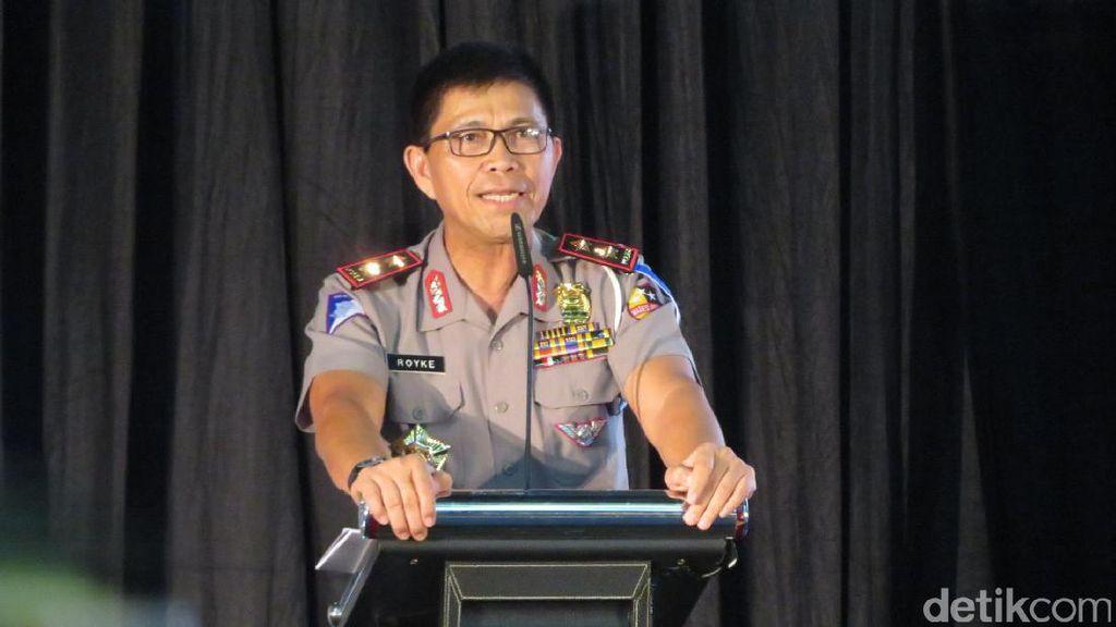 Wacana Pemindahan Ibu Kota, Korlantas Survei Jalan di Kaltim-Kalteng