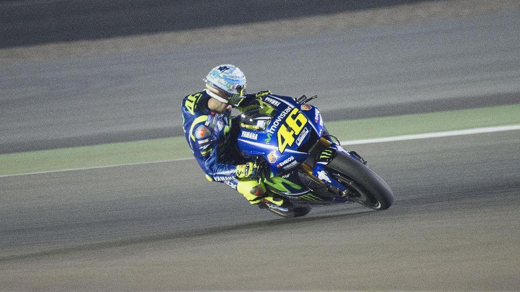 Bendera RI di Motor MotoGP Yamaha, Apresiasi untuk Fans Indonesia