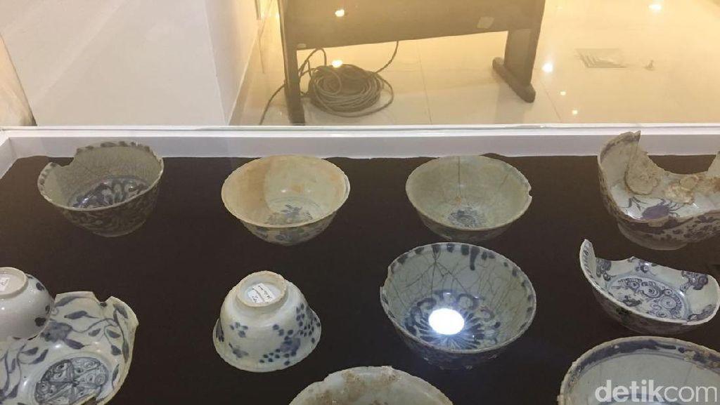 Berapa Nilai Harta Karun Laut yang Dipamerkan di Kantor Susi?