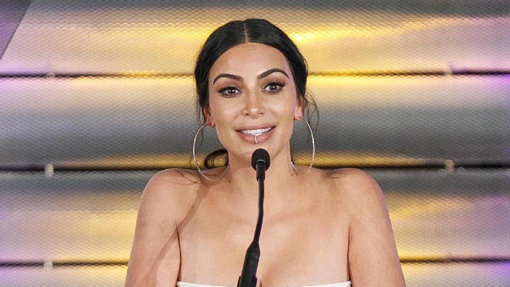 Foto: Penampilan Kim Kardashian yang Kini Lebih Ramping dan Cantik