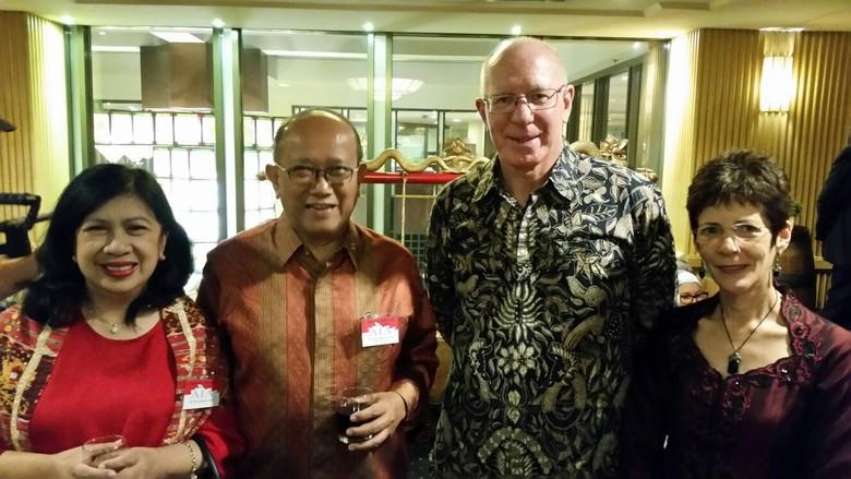 Wah! Gubernur NSW Australia Luwes Berpidato dalam Bahasa Indonesia