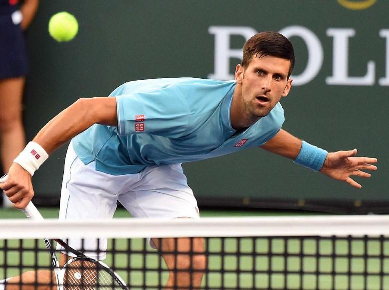 Djokovic dan Federer Menang Straight Set