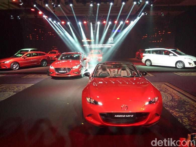Ini Cara Eurokars Tutupi Kekhawatiran Konsumen akan Produk Mazda