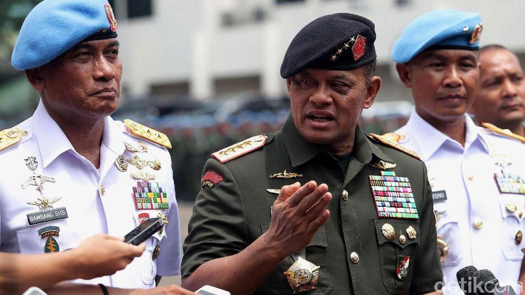Pihak AS: Panglima TNI Sudah Dipesankan Pesawat Lain, Tapi Menolak