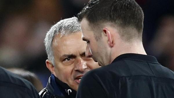 Enggan Bahas Kartu Merah, Mourinho Ingin MU Langsung Alihkan Fokus
