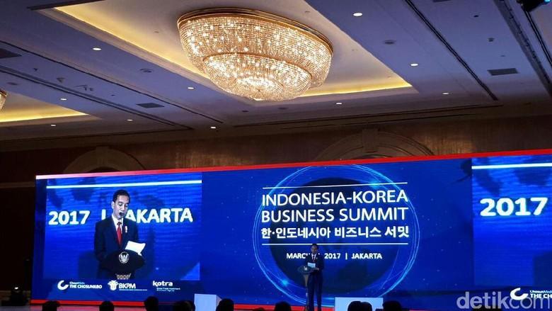 Jokowi Bicara Soal Kekuatan RI Pada Revolusi Industri ke-4