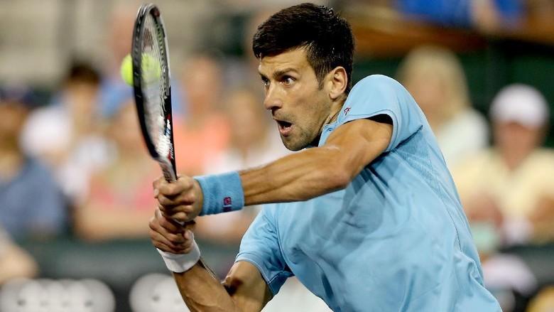 Djokovic Singkirkan Del Potro dalam Tiga Set