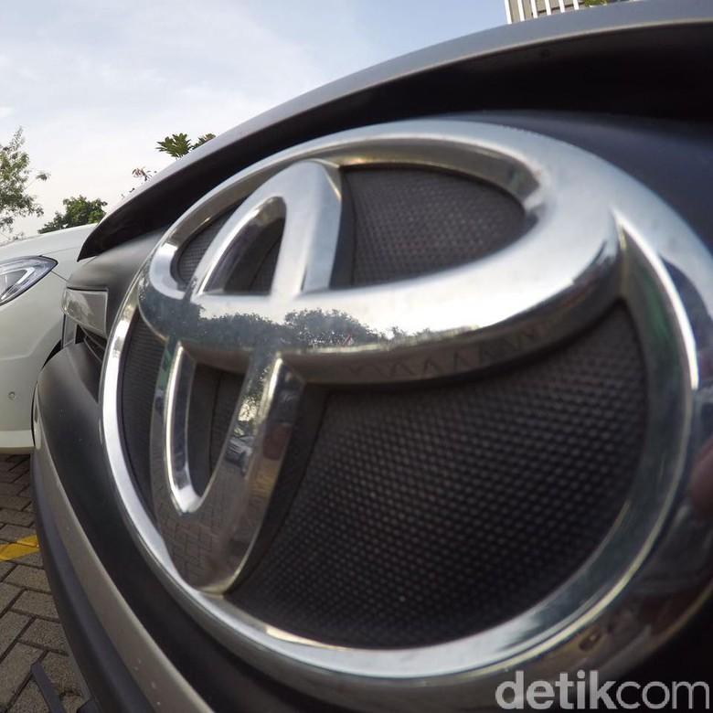 Toyota Permak Lebih dari 5 Mobil Tahun Ini