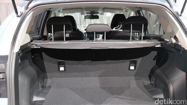 Bagasi Subaru XV