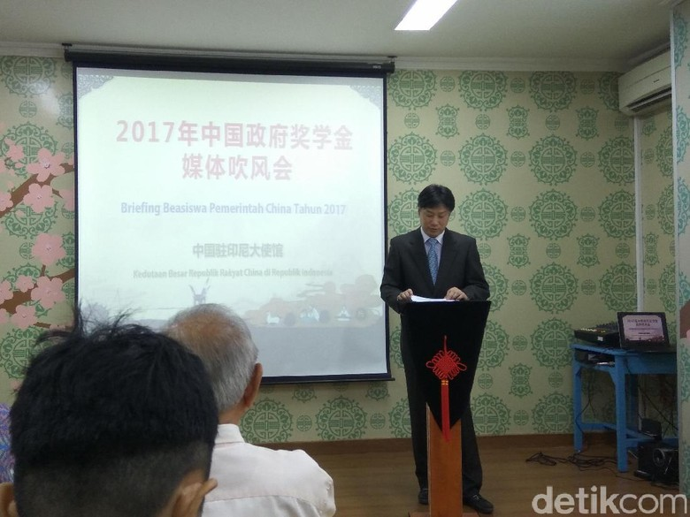 China Siapkan 197 Beasiswa dari S1-S3 untuk Mahasiswa RI