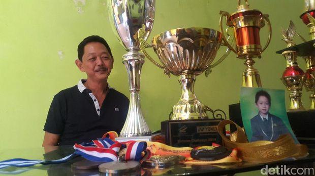 Sugiarto Sukamuljo, ayah Kevin Sanjaya Sukamuljo
