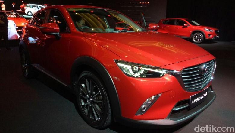Ini Syarat Mazda Bawa Mobil Diesel ke Indonesia